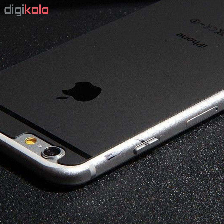 محافظ پشت گوشی مولتی نانو شیشه ای مدل Matte مناسب برای گوشی موبایل اپل iPhone 6 Plus / 6S Plus main 1 2
