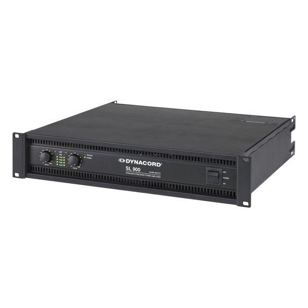 پاور آمپلی فایر دایناکورد مدل SL 900 | Dynacord SL 900 Power Amplifier