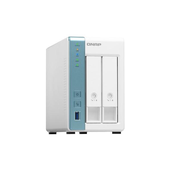 ذخیره ساز تحت شبکه کیونپ مدل TS-231P3-2G
