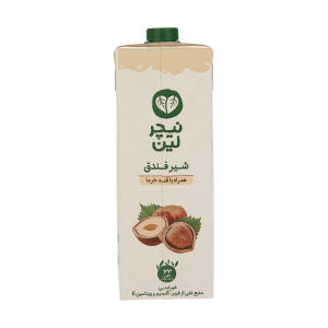 شیر فندق غیر لبنی نیچر لین - 1 لیتر