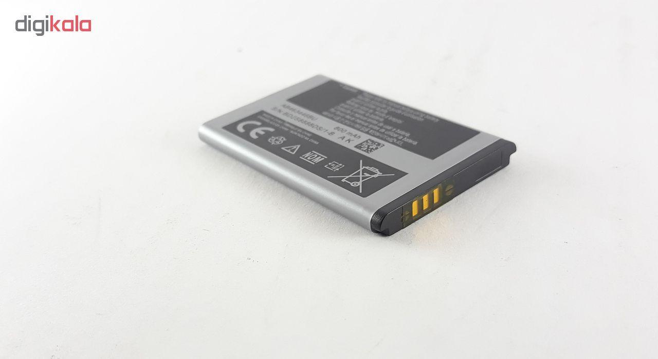 باتری موبایل مدل AB463446BU با ظرفیت 800 میلی آمپر ساعت مناسب برای گوشی سامسونگ E250 main 1 2