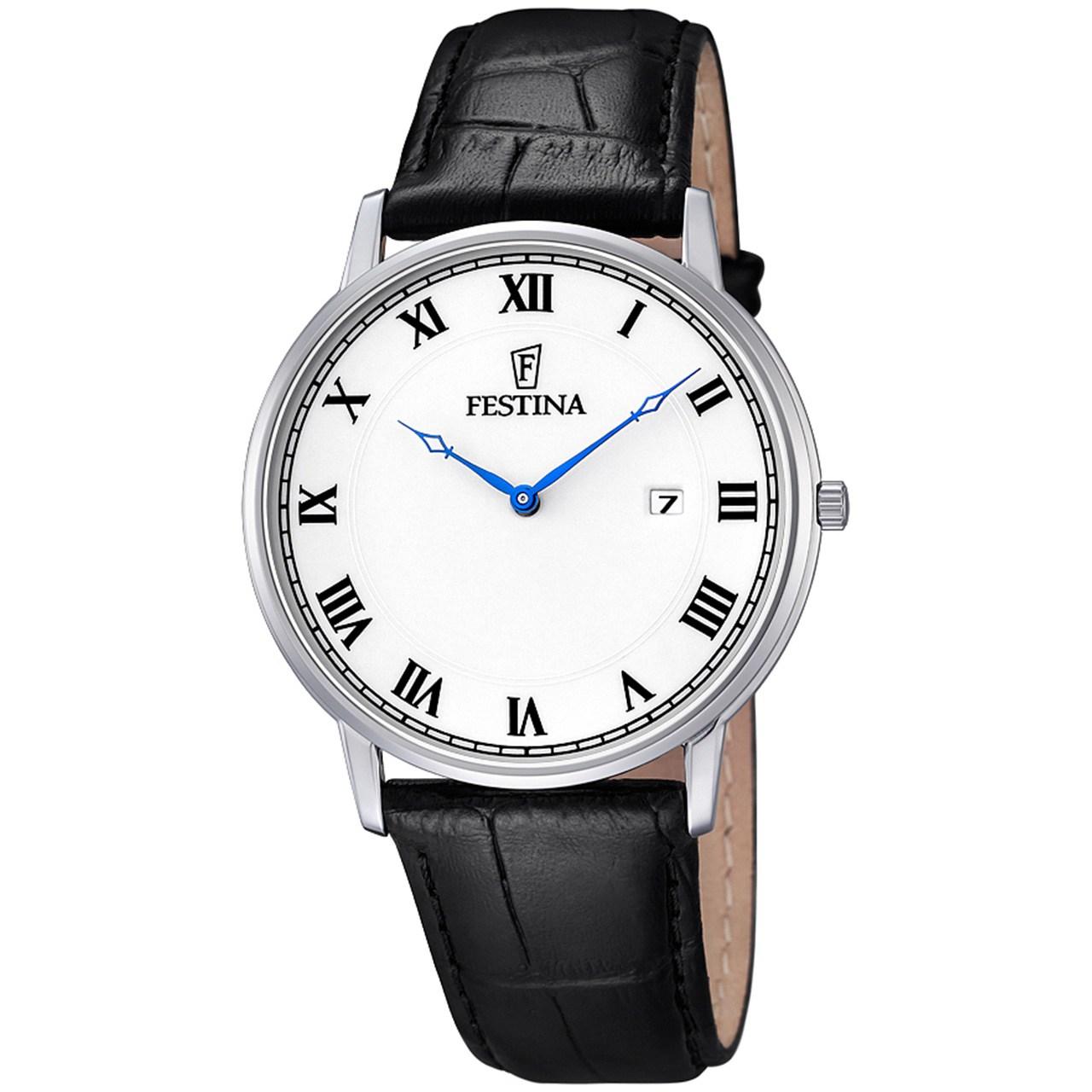 ساعت مچی عقربه ای مردانه فستینا مدل F6831/3