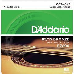 سیم گیتار اکوستیک داداریو مدل EZ890