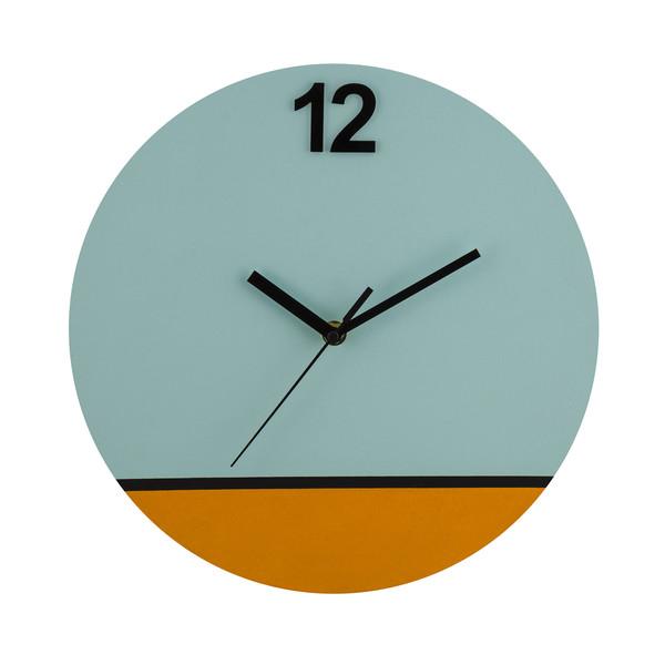 ساعت دیواری آرام مدل هنرکار SD1012