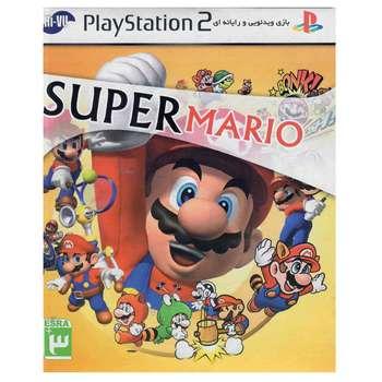 بازی Super Mario مخصوص ps2
