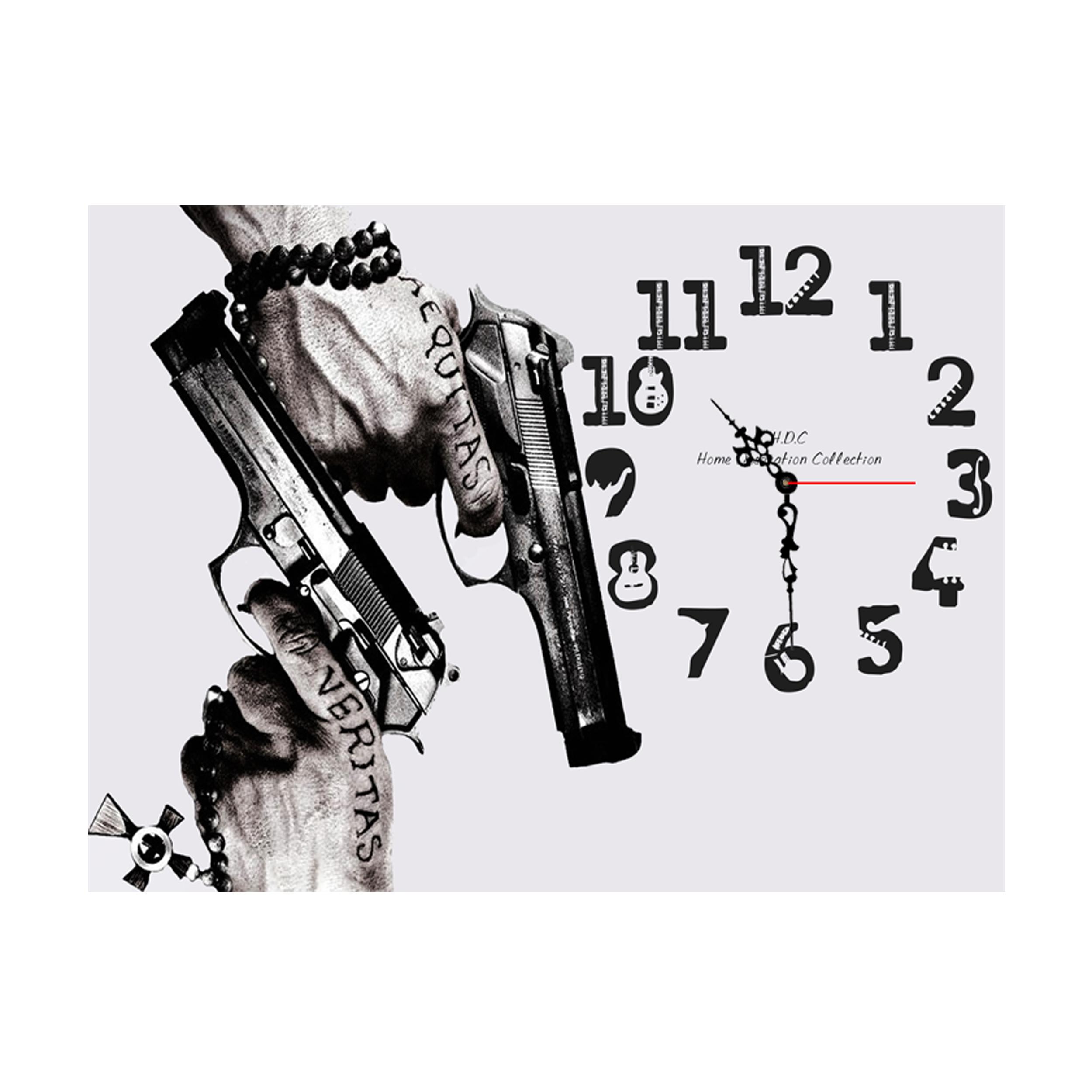 ساعت دیواری بنی دکو مدل a54