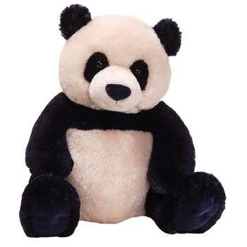 عروسک گاند مدل Zi Bo Panda ارتفاع 30 سانتی متر
