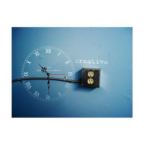 ساعت دیواری بنی دکو مدل a116