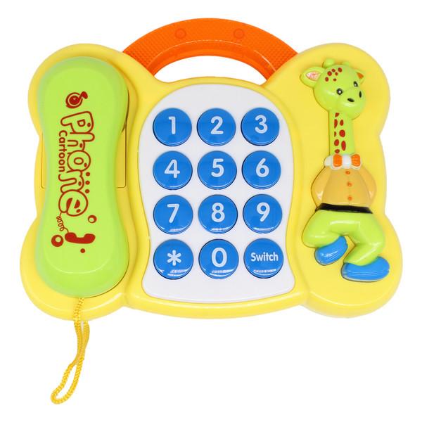 اسباب بازی آموزشی طرح  تلفن و ارگ مدل SEPANO-001