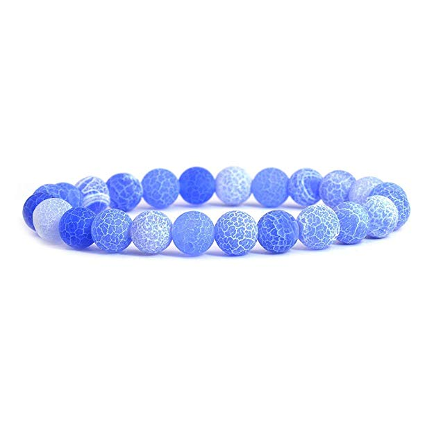 دستبند ذاریات مدل Light blue کد 60