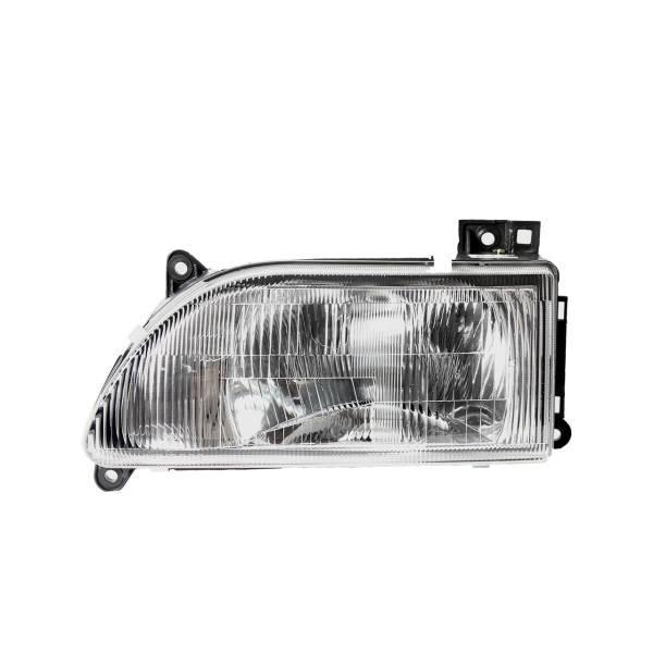 چراغ جلوی چپ خودرو فن آوران پرتو الوند مدل PS123 مناسب برای پراید GTX