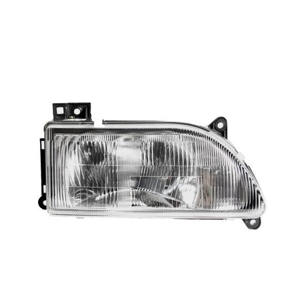 چراغ جلوی راست خودرو فن آوران پرتو الوند مدل PS123 مناسب برای پراید GTX