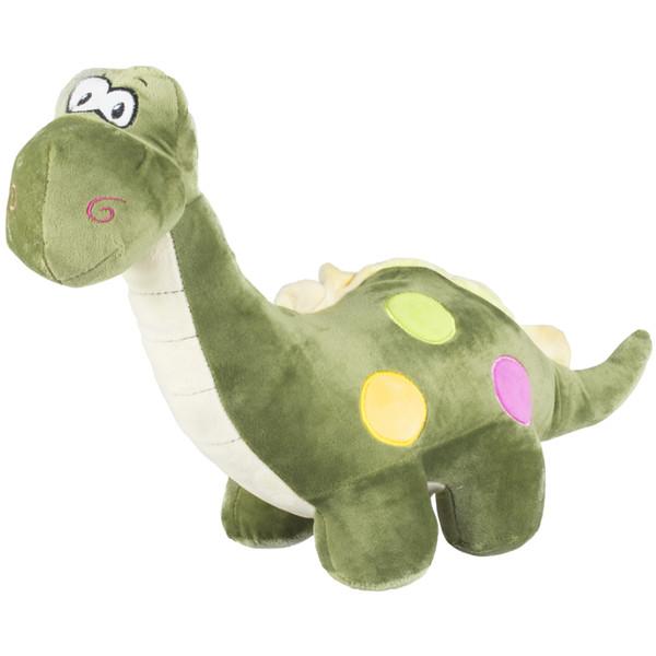 عروسک یاران مدل دایناسور خال خالی ارتفاع 34 سانتی متر