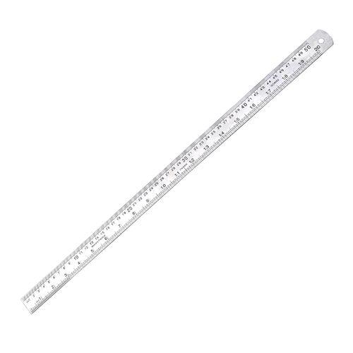 خط کش مموری پرشس مدل Stainless ــ 50 سانتی متری