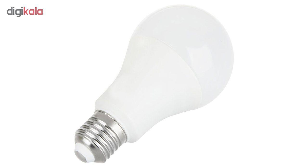 لامپ ال ای دی 12 وات پارس شعاع توس پایه E27 بسته 5 عددی main 1 3