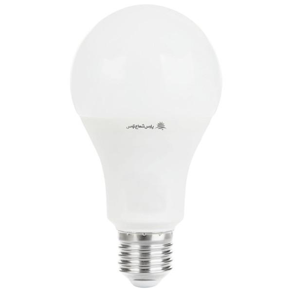 لامپ ال ای دی 15 وات پارس شعاع توس پایه E27