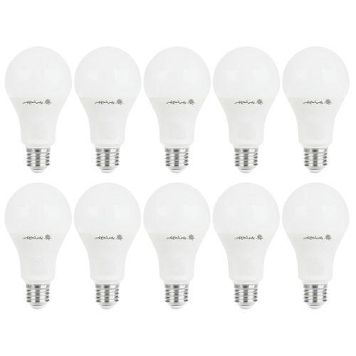 لامپ ال ای دی 15وات پارس شعاع توس پایه E27 بسته 10 عددی