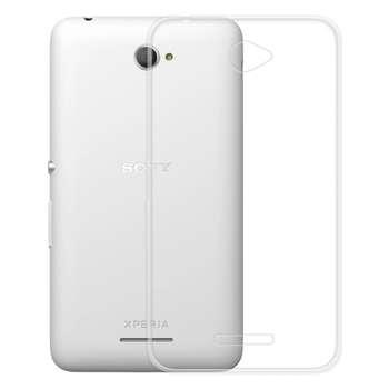 کاور ژله ای مدل 3gr مناسب برای گوشی موبایل سونی Xperia E4