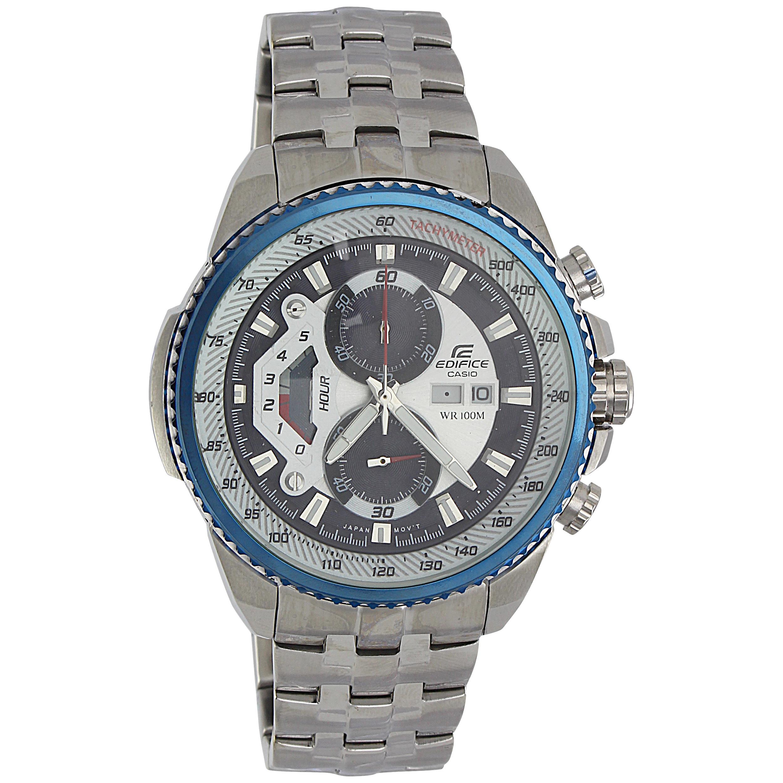 ساعت مچی عقربهای مردانه کاسیو مدل EF558