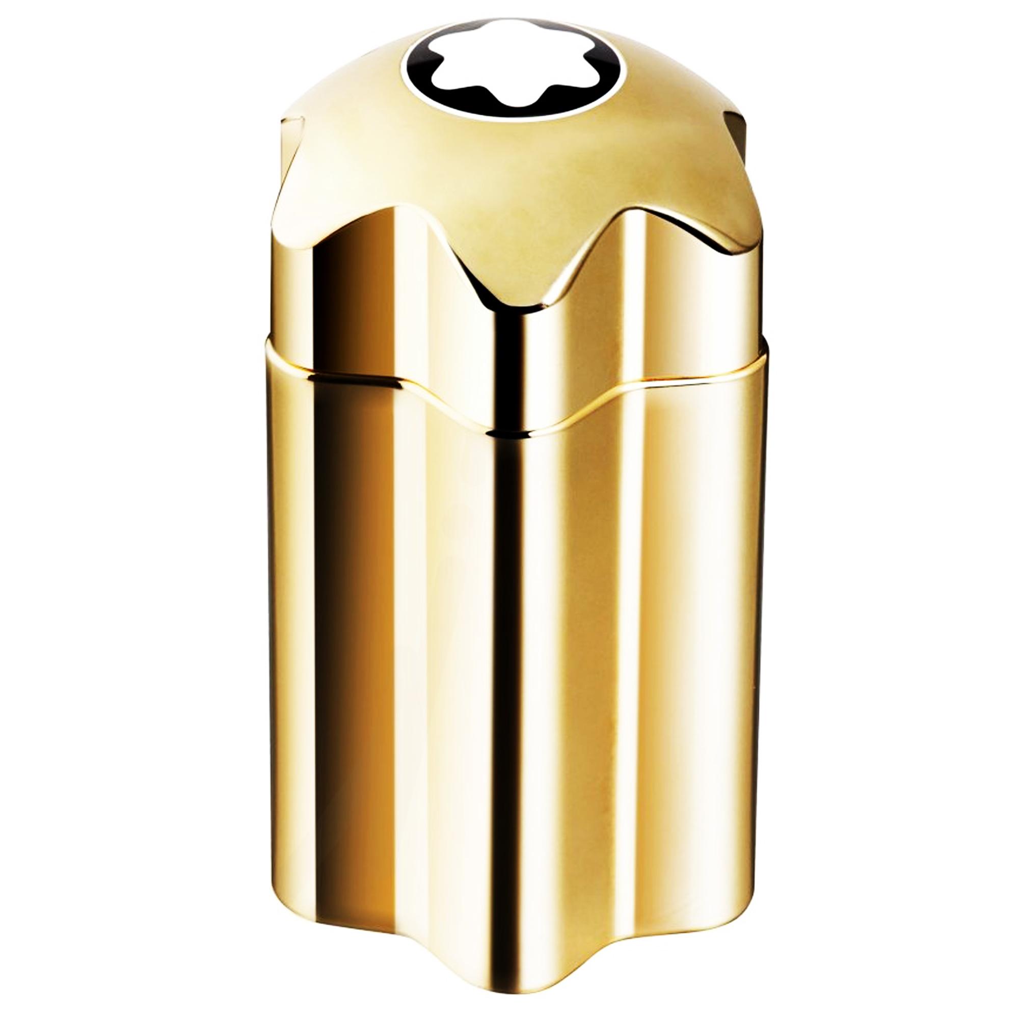 ادوتویلت مردانه مون بلان مدل Emblem Absolu حجم 100 میلی لیتر