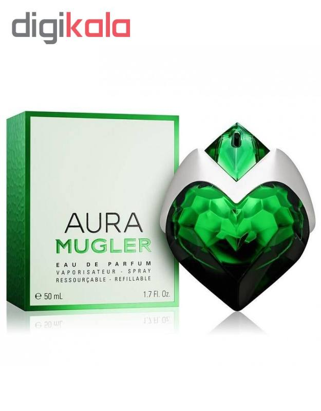 ادو پرفیوم زنانه تیری ماگلر مدل Aura حجم 50 میلی لیتر