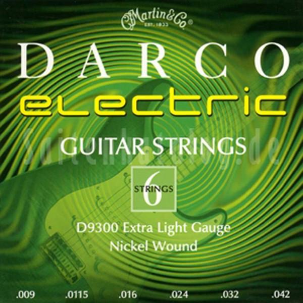 سیم گیتار الکتریک مارتین دارکو مدل  darco D9300
