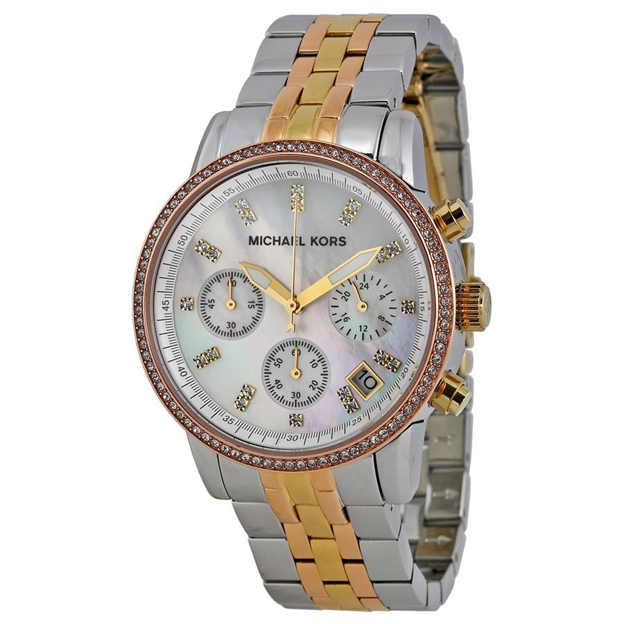 ساعت مچی عقربه ای زنانه مایکل کورس مدل MK5650