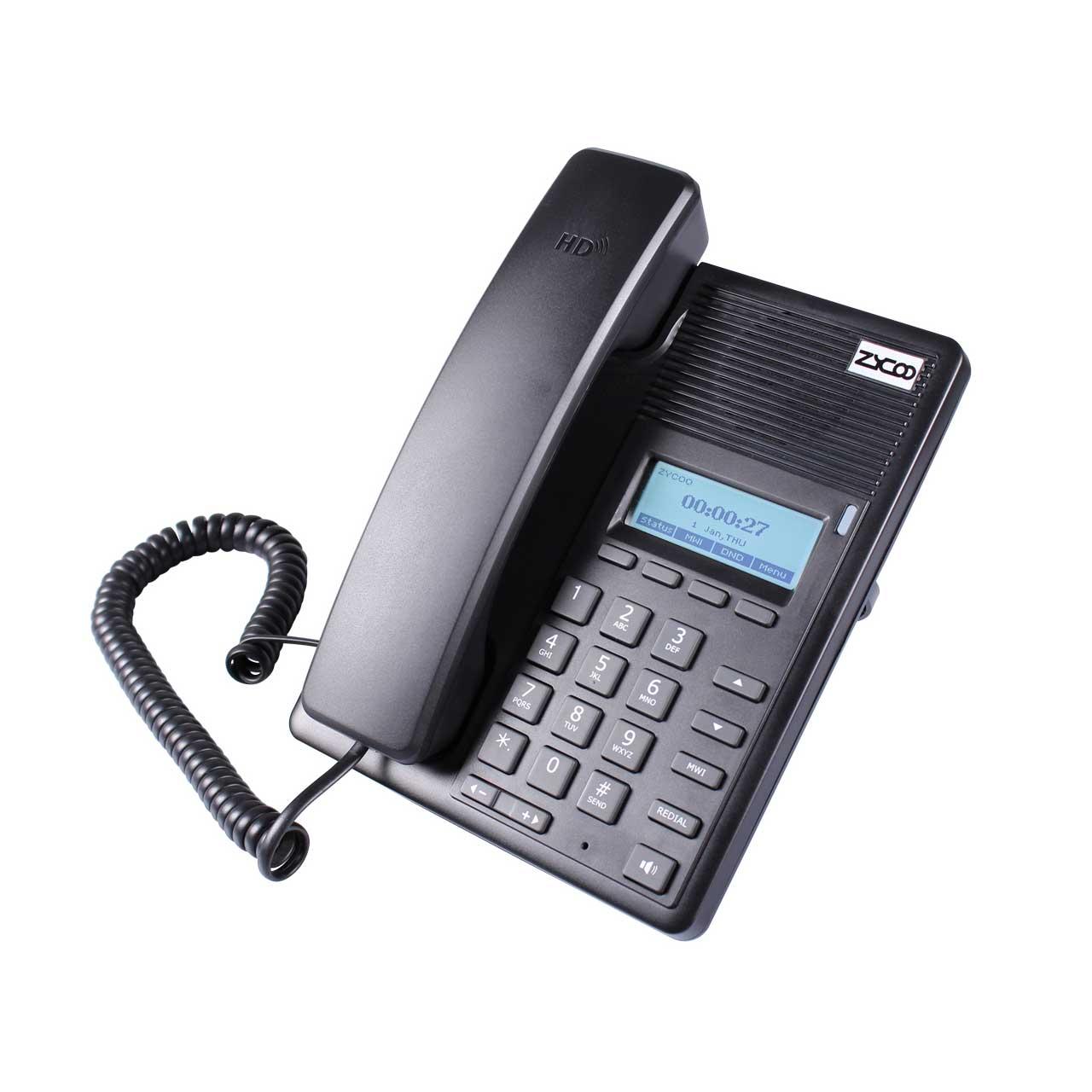 قیمت                      تلفن تحت شبکه زایکو مدل CooFone D30P