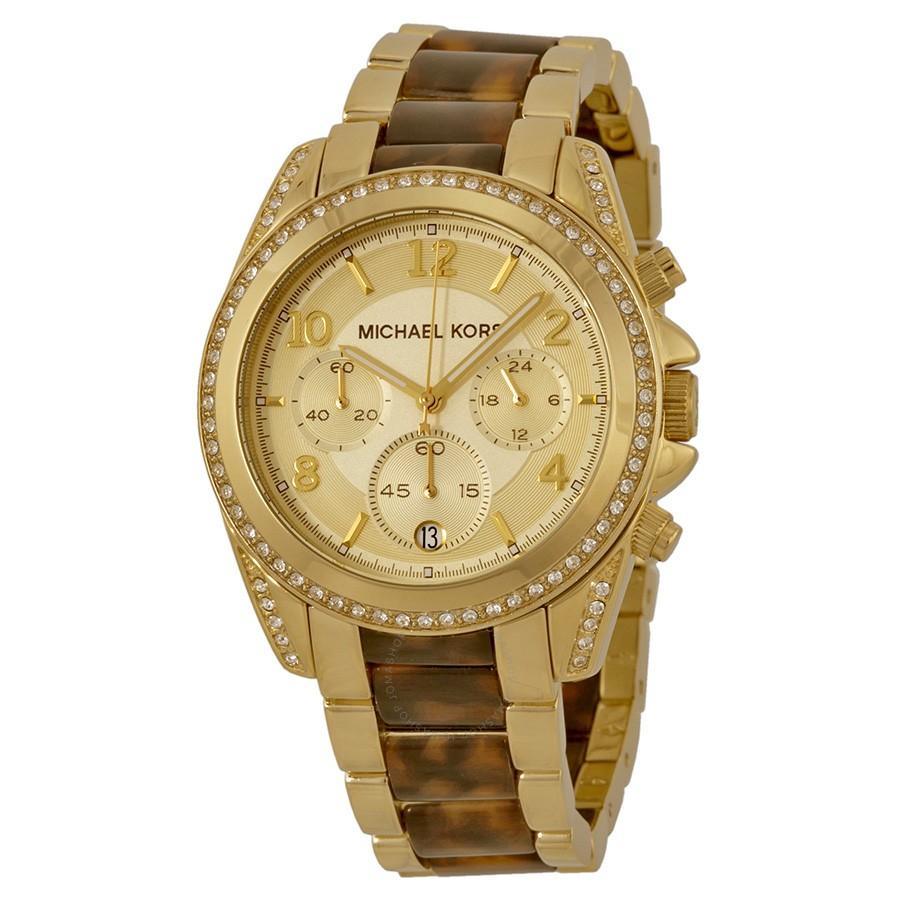 ساعت مچی عقربه ای زنانه مایکل کورس مدل MK6094