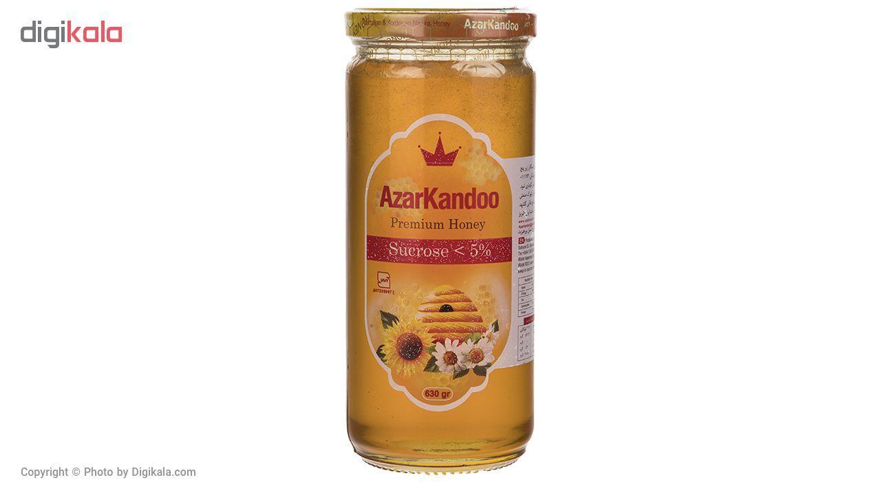 عسل طبیعی آذرکندو - 630 گرم main 1 1