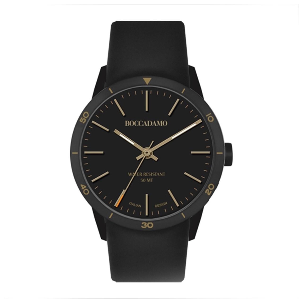 ساعت مچی عقربه ای مردانه بوکادامو مدل RGNV022