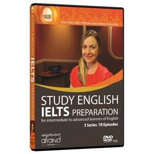 فیلم آموزش زبان انگلیسی برای آمادگی آیلتس Study English IELTS انتشارات نرم افزاری افرند