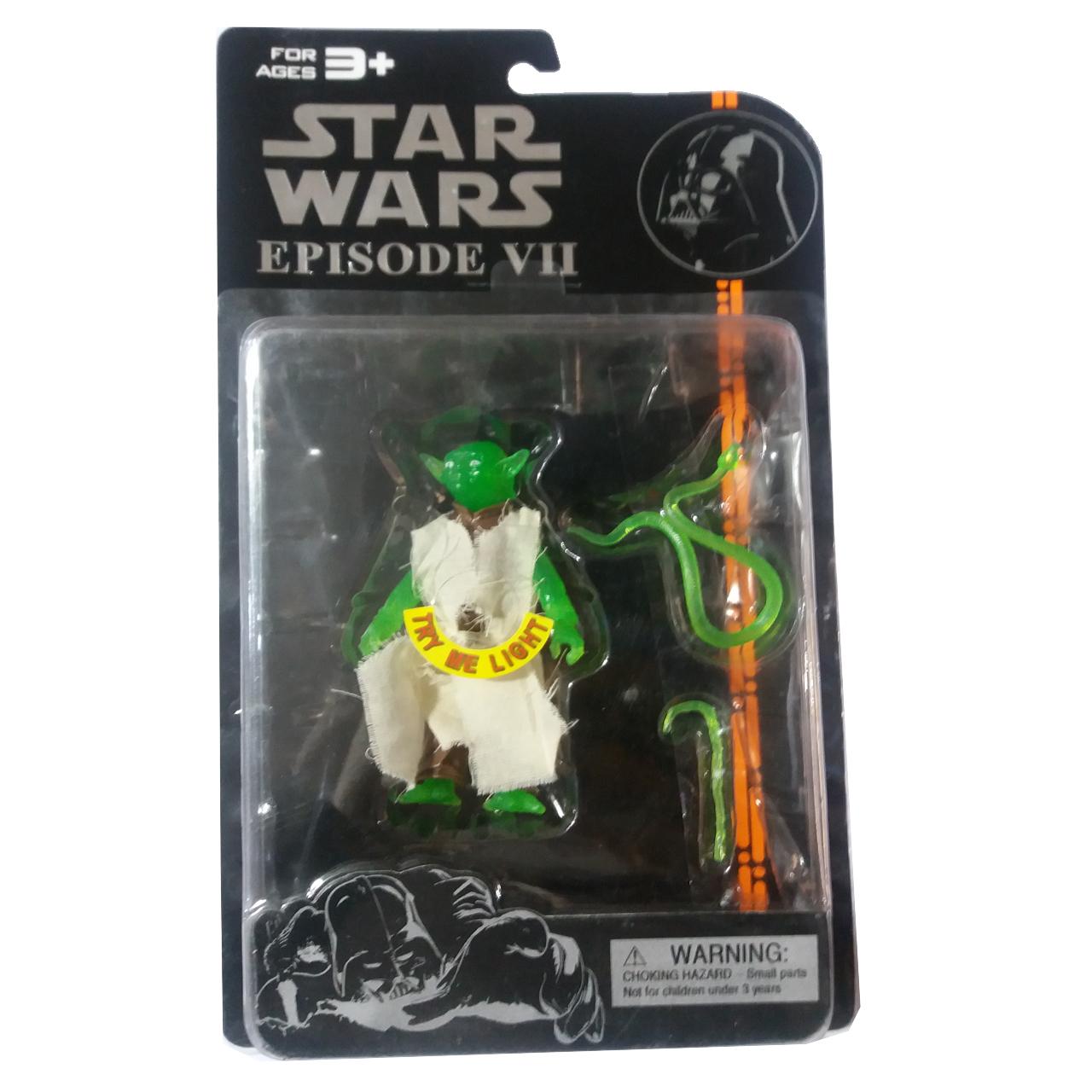 فیگور استار وارز مدل Master Yoda