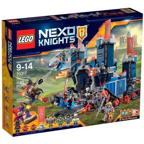 لگو سری NexoKnights  مدل The Fortrex 70317