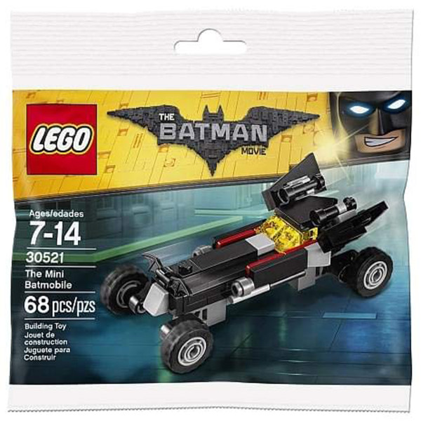 لگو سری Batman مدل The Mini Batmobile 30521