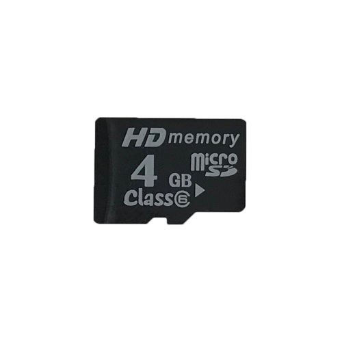 کارت حافظه microSDHC مدل اچ دی کلاس 6 سرعت 45MBps ظرفیت 4 گیگابایت