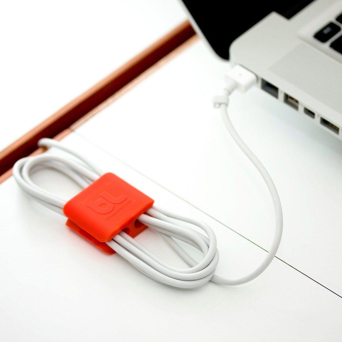 نگهدارنده کابل بلولانژ مدل Cableclip Medium بسته 4 عددی main 1 4
