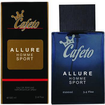 ادو پرفیوم مردانه کافه تو مدل Allure Homme Sport حجم 100 میلی لیتر