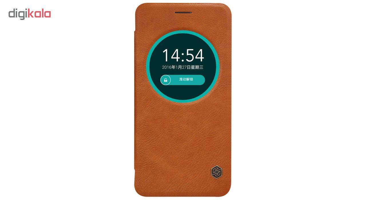 کیف کلاسوری نیلکین مدل Qin مناسب برای گوشی موبایل ایسوس  Zenfone MaxZC550KL main 1 1