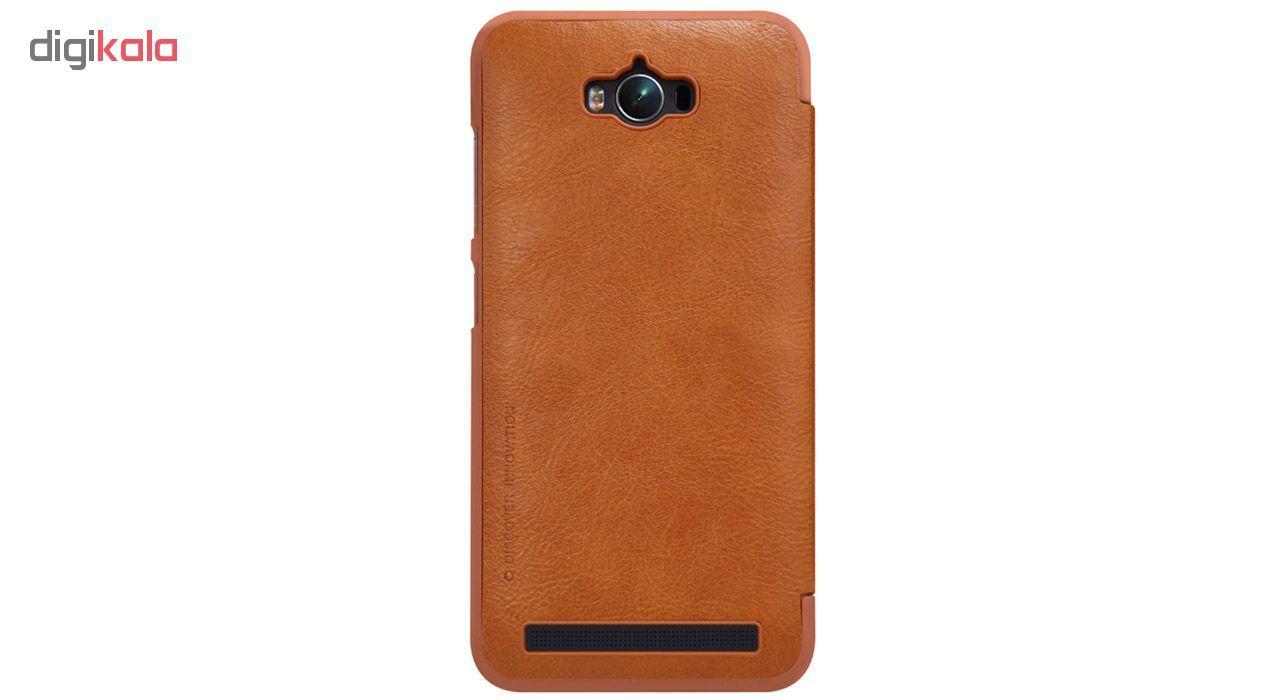 کیف کلاسوری نیلکین مدل Qin مناسب برای گوشی موبایل ایسوس  Zenfone MaxZC550KL main 1 2