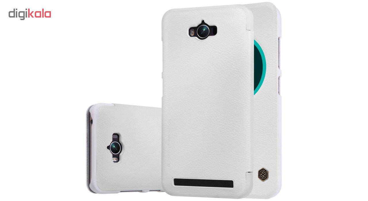 کیف کلاسوری نیلکین مدل Qin مناسب برای گوشی موبایل ایسوس  Zenfone MaxZC550KL main 1 3