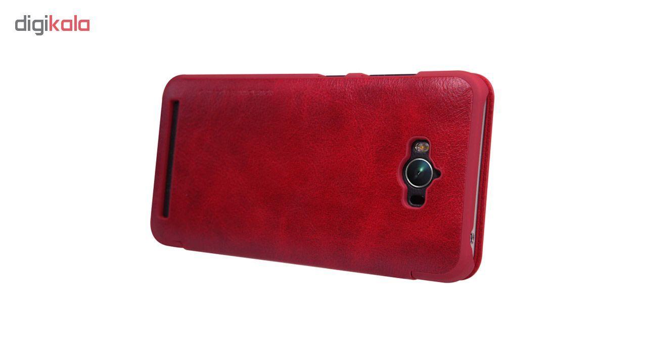 کیف کلاسوری نیلکین مدل Qin مناسب برای گوشی موبایل ایسوس  Zenfone MaxZC550KL main 1 4