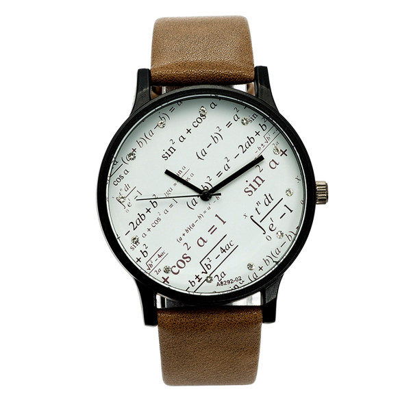 ساعت مچی عقربه ای میلر مدل فرمول ریاضی SIN-COS