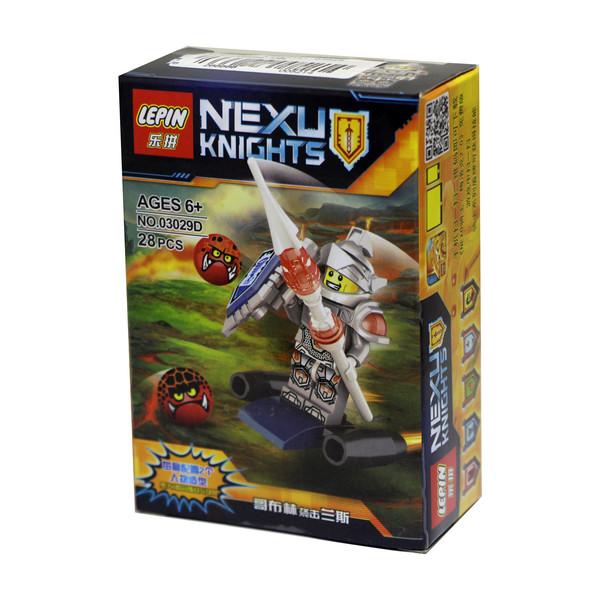 ساختنی لپین مدل Nexu Knights 03029D