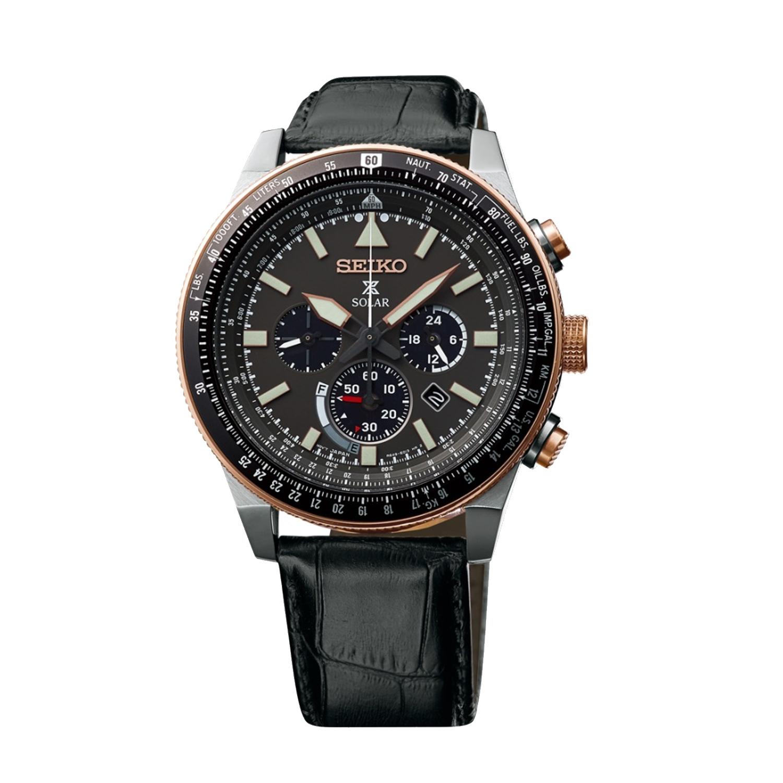 ساعت مچی عقربه ای مردانه سیکو مدل SSC611P1 31
