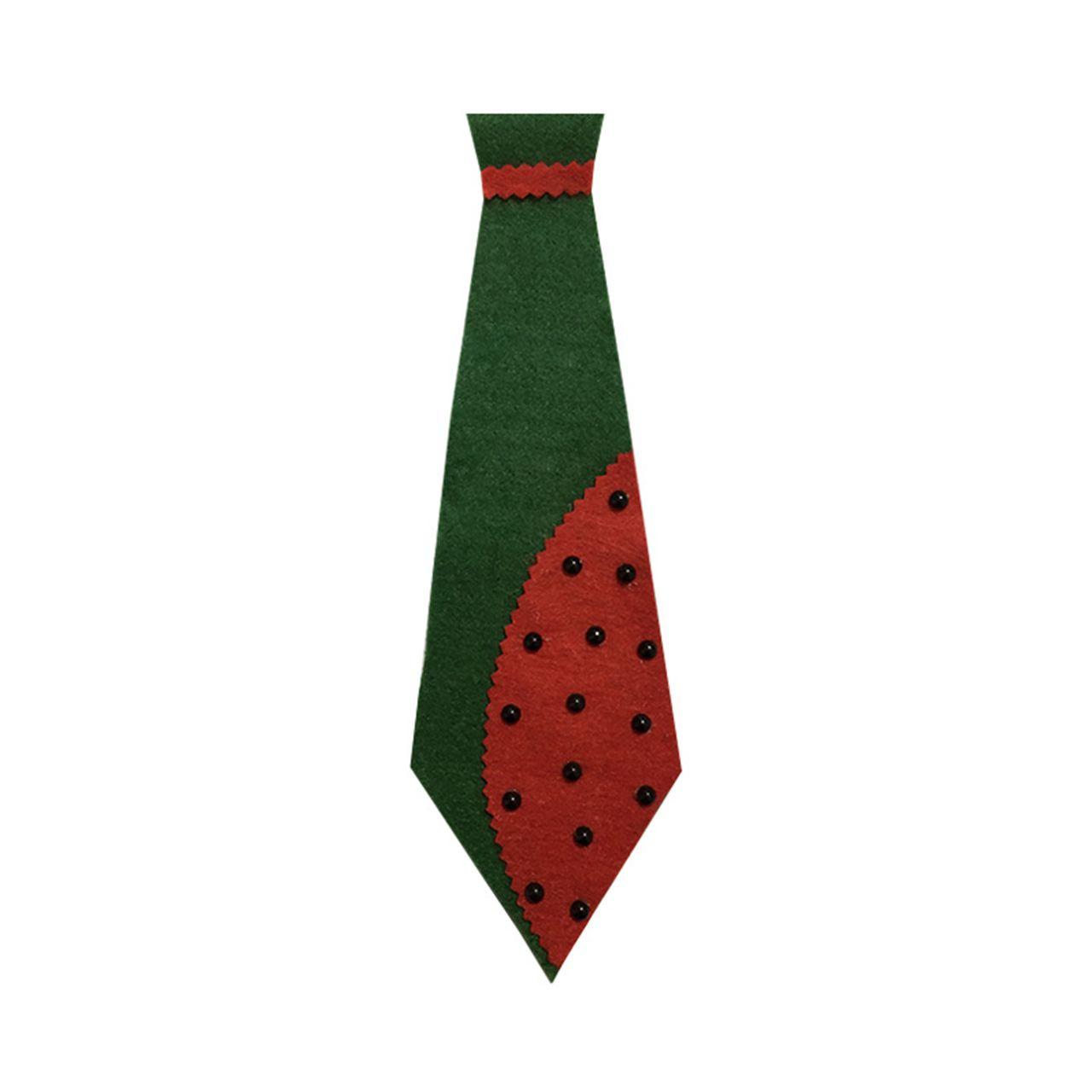 کراوات طرح شب یلدا مدل STY102