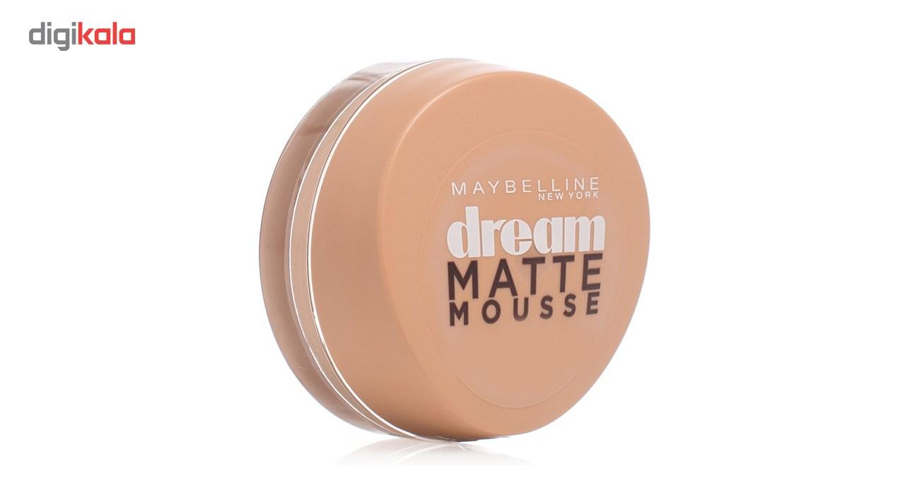 موس میبلین مدل Dream Matte  شماره 21