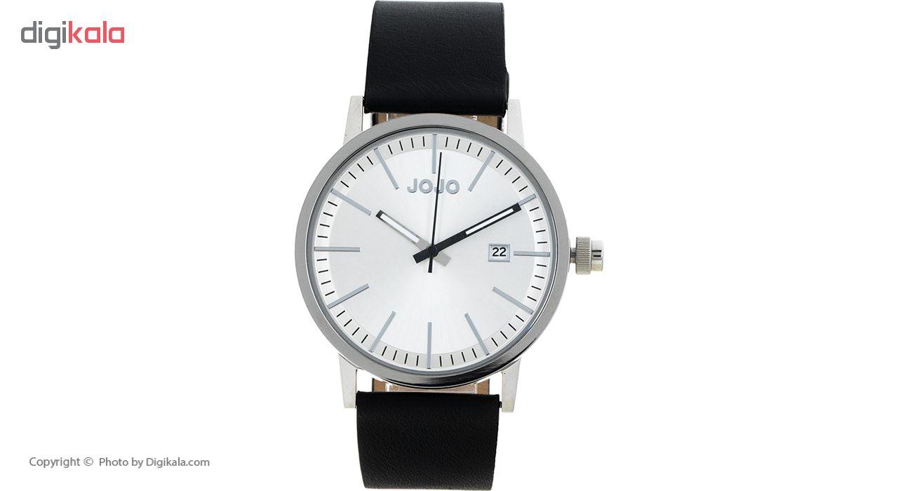 خرید ساعت مچی عقربه ای مردانه نچرالی ژوژو مدل JO90006.80F