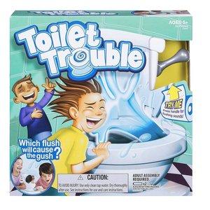 ابزار شوخی طرح توالت آبپاش مدل DSK-2950