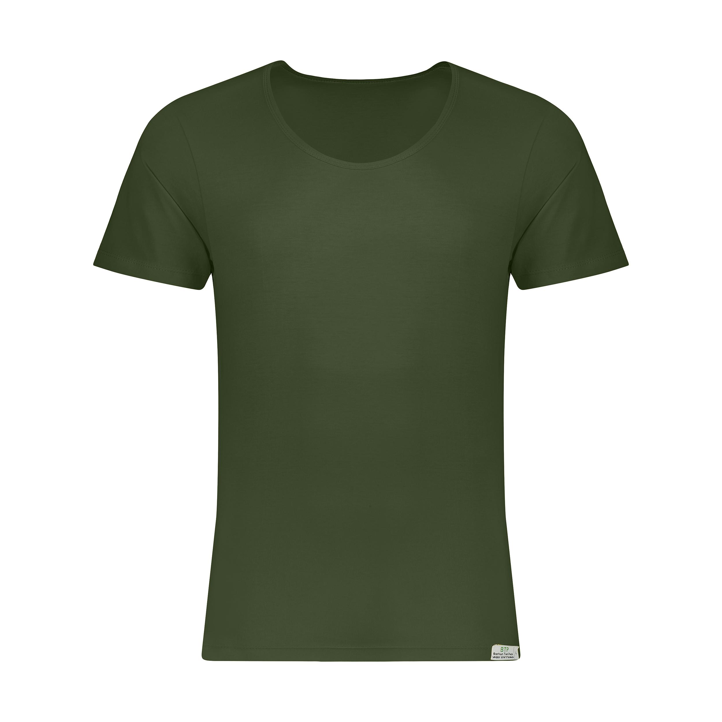 زیرپوش آستین دار مردانه برهان تن پوش مدل 6-02